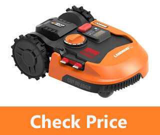 WORX Robotic Lawn Mower review