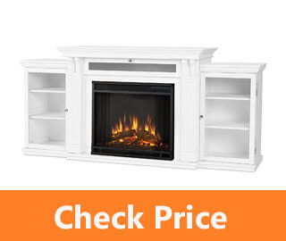 Real Flame Calie Electric Fireplace review