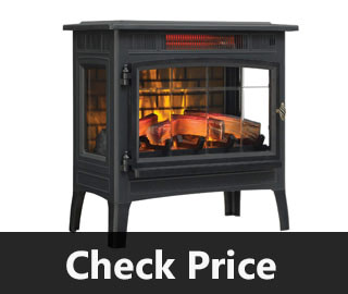 Duraflame 3D Infrared Electric Fireplace review