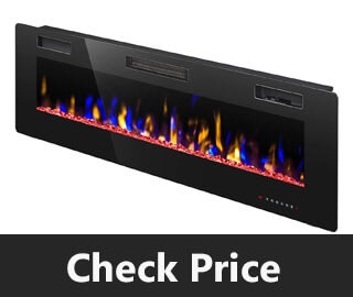 RWFLAME 50 Electric Fireplace review