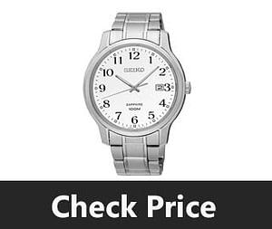 Seiko Classic SGEH67P1 Mens Wristwatch