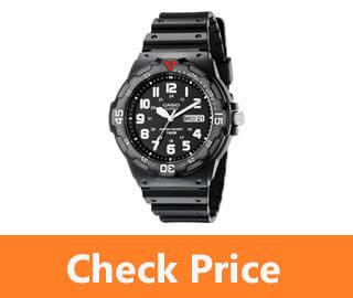 Casio Analog Sport Watch reviews