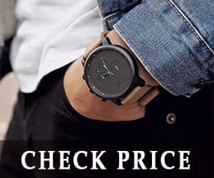 mvmt Mens Chronograph Watch