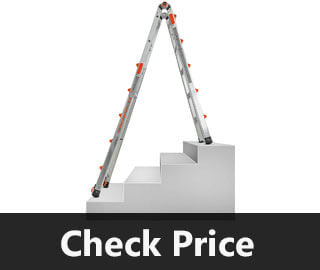 Little Giant 22 Foot Velocity MultiUse Ladder review