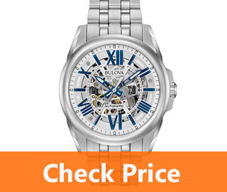 Bulova Automatic Watch reviews