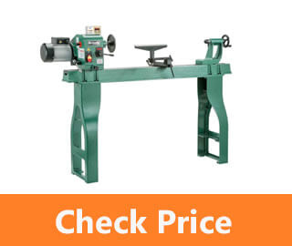 Grizzly Industrial wood lathe review