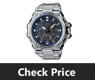 CASIO G-SHOCK MTG GPS review