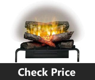Dimplex Revillusion Electric Fireplace Log Set review