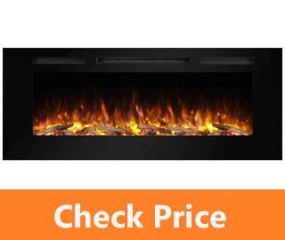PuraFlame Electric Fireplace reviews