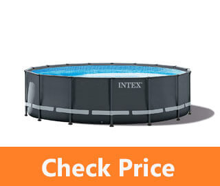 Intex 16ft X 48in Ultra XTR Pool review