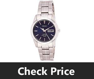 Seiko SGG717P1 Men's Sapphire Steel Watch