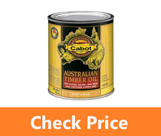 Cabot Australian Timber Oil review