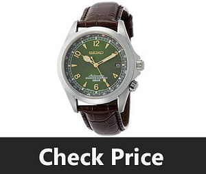 Seiko Mens Stainless Steel review
