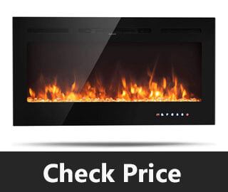 Tangkula Electric Fireplace review