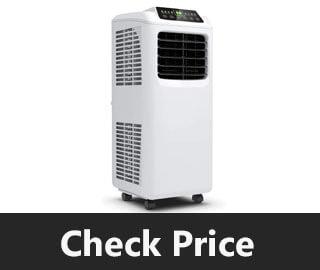 COSTWAY 10000 BTU Portable Air Conditioner review