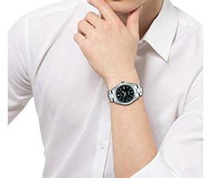Seiko sapphire crystal watches