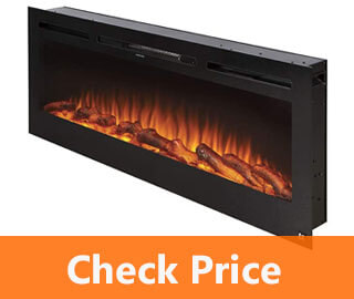 Touchstone Electric Fireplace reviews