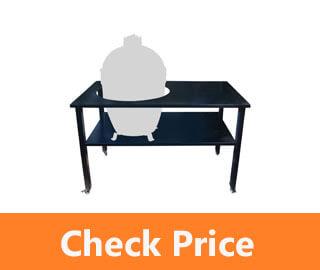 Titan Ceramic Grill Table review