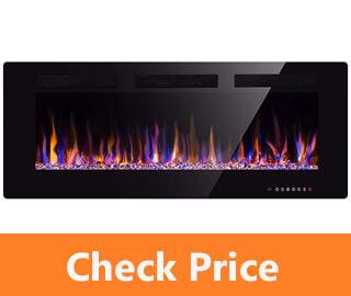 Xbeauty Electric Fireplace reviews