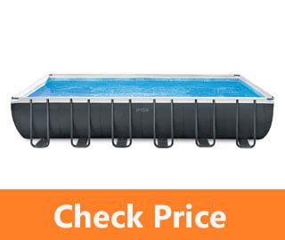 Intex Ultra above ground pool