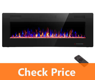 R.W.FLAME Electric Fireplace reviews