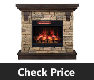 ClassicFlame Eugene Wall Mantel review