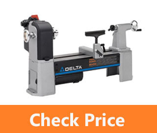 Delta Industrial wood lathe review