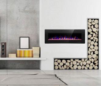 Modern Electric Fireplace Insert