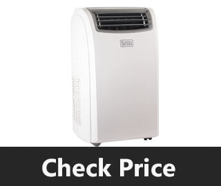 Decker BPACT12HWT Portable Air Conditioner review