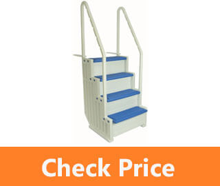 Confer Plastics Above Ground Swimming Pool Ladder review