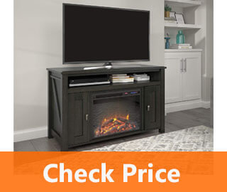 Ameriwood Home Farmington Electric Fireplace review