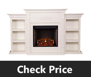 Southern Enterprises Tennyson Electric Fireplace review